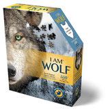 Shape Puzzle Wolf 550 Teile