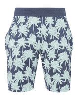 "Pyjama Shorts ""Palms and Waves"""