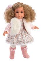 Puppe Elena mit Locken
