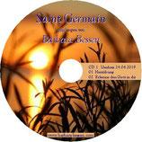 Usedom 04/2019   - Live-Aufnahme CDs I-IV
