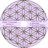 Pullach 11/2020 - Live-Aufnahme CDs I-III