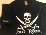 Pirate Flags Collection - Jolly Roger (BLACK)