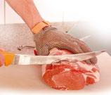 Artikelnummer: 33513-33516 Stechschutzhandschuh 8 cm Stulpe
