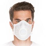 Artikelnummer: 29321 Atemschutzmaske FFP1 mit Ventil