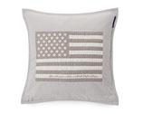 Lexington Arts & Craft Sham Flag Grey / White