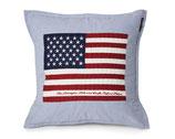 Lexington Arts & Craft Sham Flag Blue / White
