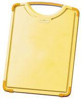 Zyliss Schneidebrett gelb 25x20cm
