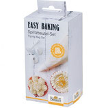 Birkmann Spritzbeutel-Set Easy Baking