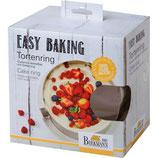 Birkmann Tortenring verstellbar Easy Baking Höhe 10cm