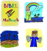Bibelmalbuch Dr. Volker de Haas