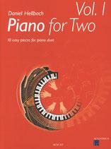 Daniel Hellbach - Piano for Two Bd.1