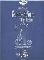 Dowani - Kompendium für Violine Bd.1