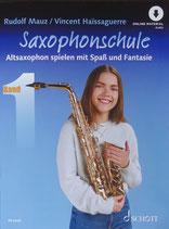 Mauz/Haissaguerre - Saxophonschule Bd.1