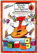Gerd Maesmanns - 21 Lieder für das Spiel mit leeren Bässen