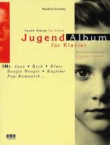 Manfred Schmitz - Jugendalbum für Klavier