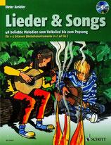 Dieter Kreidler - Lieder und Songs