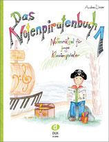 Andrea Wieser - Notenpiratenbuch 1