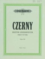 Czerny - Erster Lehrmeister Opus 599