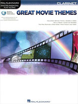 Great movie themes (incl. Play Along)