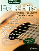Ansorge/Szordikowski - Folk-Hits für klassische Gitarre