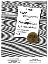 Niehaus - Basic Jazz Conception vol.2
