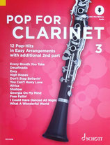 Pop for Clarinet Bd.3