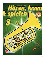 Hören, lesen & spielen 3 - Tuba