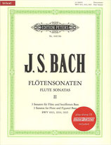 J. S. Bach Flötensonaten Band 2 mit Playback-CD
