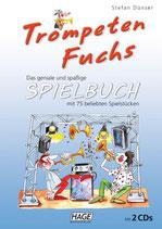 Stefan Dünser - Trompetenfuchs - das geniale und spaßige Spielbuch incl. 2 CDs