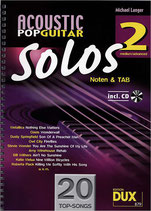 Acoustic Pop Guitar Solos Bd.2
