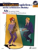Saxophon spielen - mein schönstes Hobby Bd.1, Ausgabe Altsaxophon