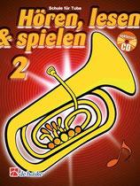 Hören, lesen & spielen 2 - Tuba