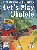 "Daniel Schusterbauer - ""Let`s Play Ukulele - Klassiker"""