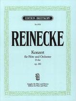 Reinecke - Konzert für Flöte und Orchester D-Dur opus 283