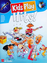 Kids Play Hits Clarinet