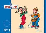 """""""Tina und Tobi"""" Musikfibel 1.Halbjahr"""