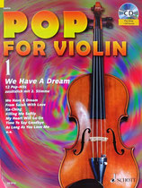 Pop for Violin Bd.1