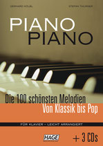 Kölbl/Thurner - Piano Piano Bd.1 mit 3 CD´s