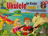 Peter Gelling - Ukulele für Kinder