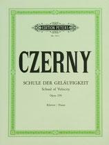 Czerny - Schule der Geläufigkeit Opus 299
