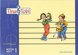 Tina & Tobi - Notenheft 1.Halbjahr