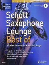 Schott Saxophon Lounge Best of - 20 Most Famous Rock and Pop Songs - Tenorsaxophon