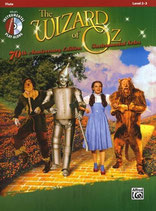 The Wizard of Oz for Flute