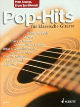 Ansorge/Szordikowski - Pop-Hits für klassiche Gitarre