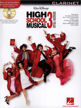 High School Musical 3 (Play Along for clarinet)