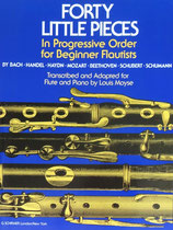 Forty Little Pieces by Louis Moyse