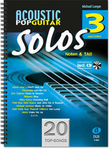Acoustic Pop Guitar Solos Bd.3