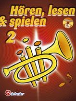 Hören, lesen & spielen 2 - Trompete in B