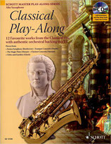 Classical Play-Along (Schott Master Play-Along Series)