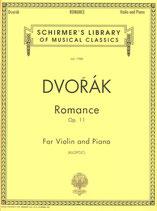 Dvorak - Romance Op.11 Violine und Klavier